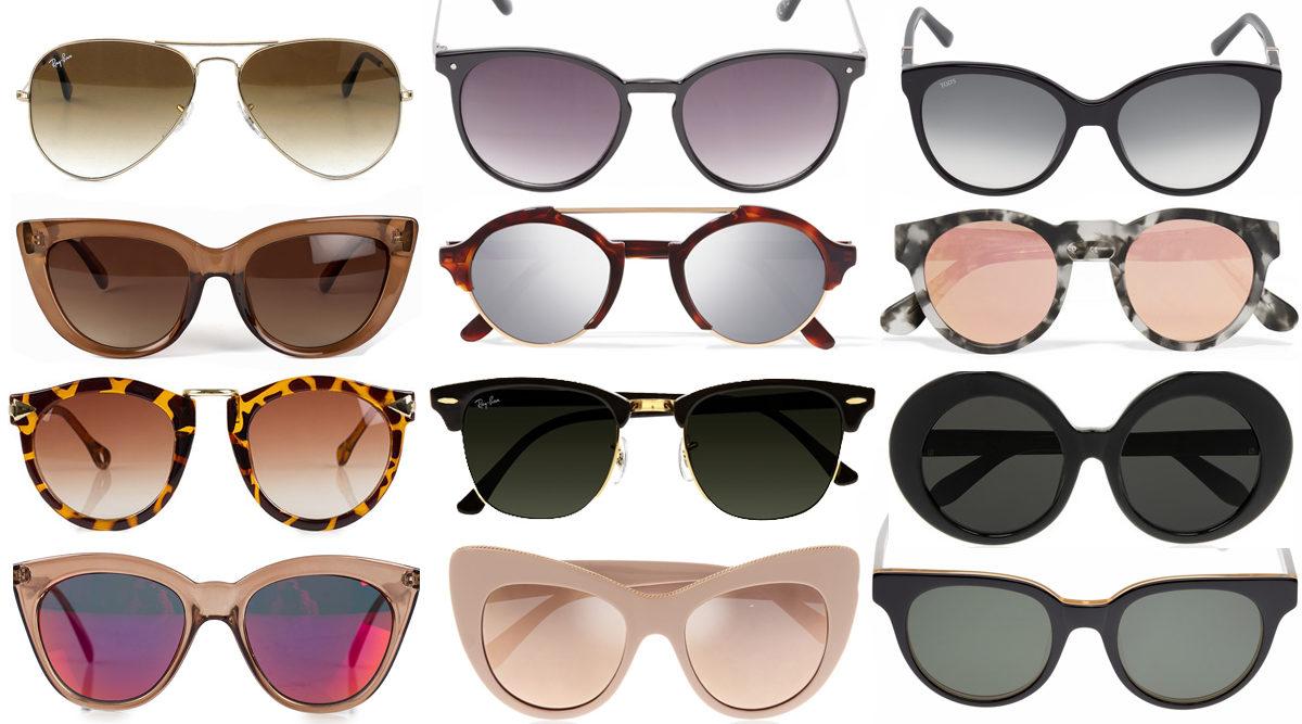 Vårmode 2016: Säsongens snyggaste solglasögon | Baaam