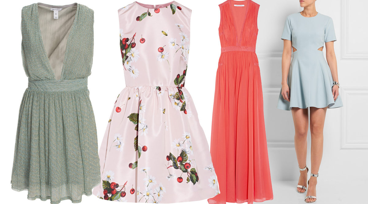 30 klänningar till sommarens bröllop och fester  7e642e8d7e93c
