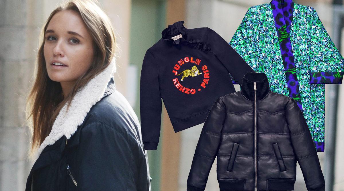 Caroline Sandström listar bästa köpen från Kenzo x H&M | Baaam