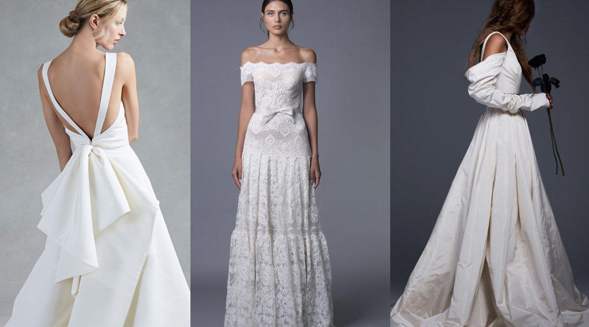 bröllopsklänning 2017