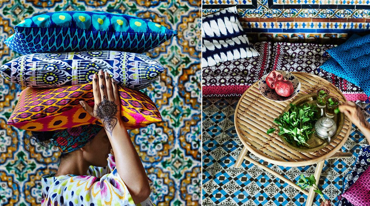 ikea sl pper kollektionen jassa till sommaren 2017 baaam. Black Bedroom Furniture Sets. Home Design Ideas