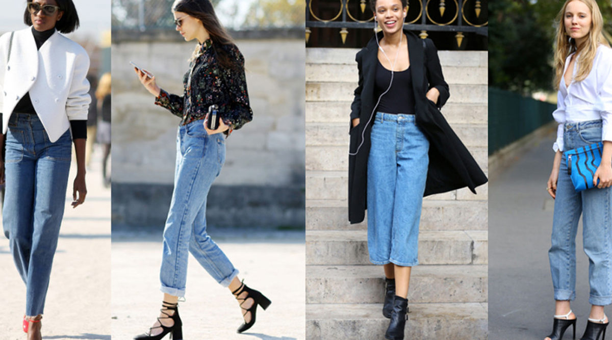 Croppade jeans  Så stylar du trenden i vår  c0ce123fdbaea