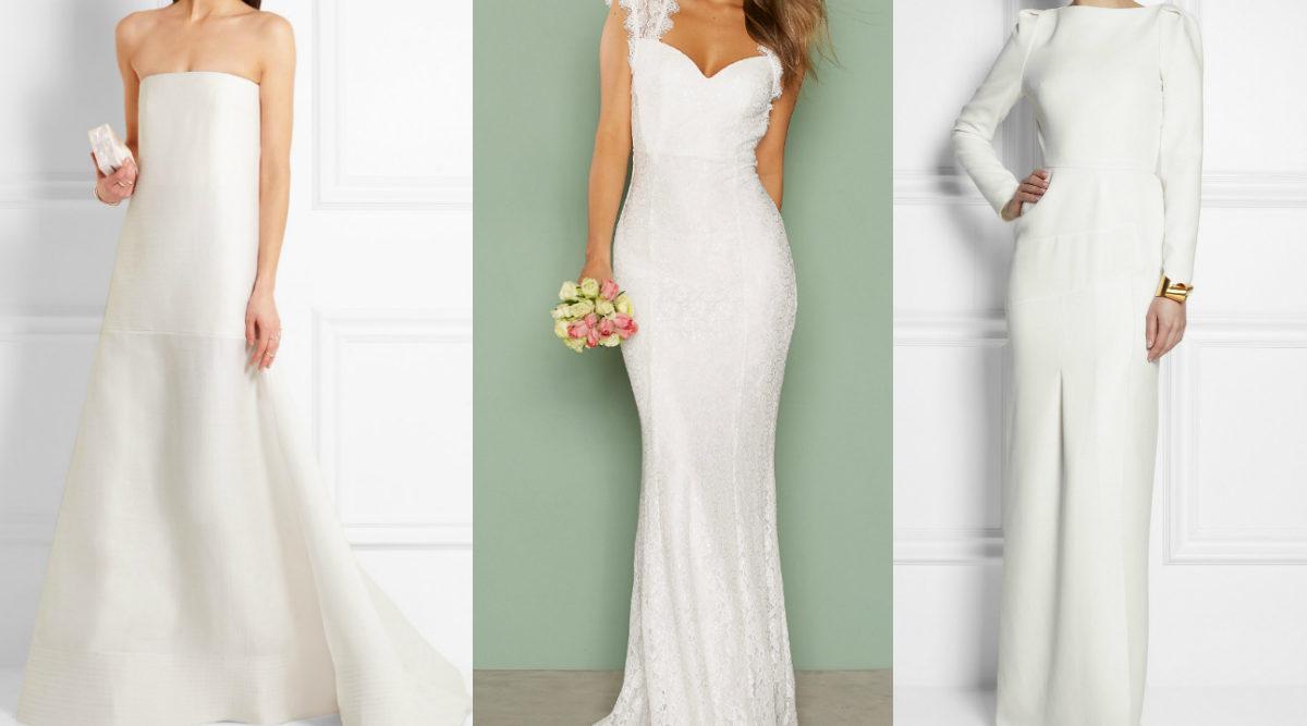 8b8a6d8574b4 14 snygga bröllopsklänningar för den blivande bruden | Baaam