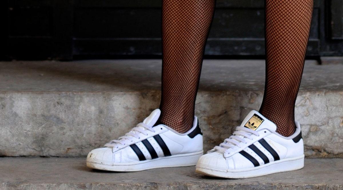 Göra rent sneakers. Så får du dina vita skor vita igen 8ecde6fe2860b