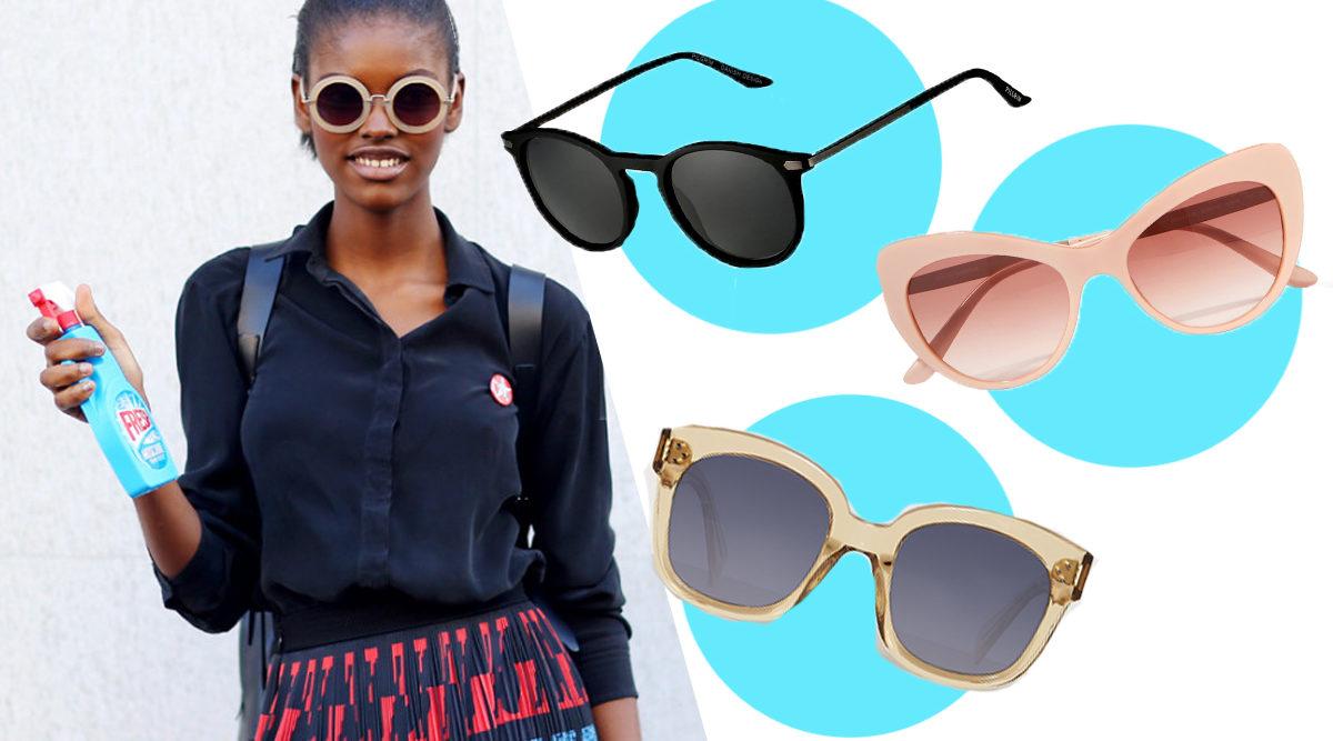 Rätt solglasögon till din ansiktsform
