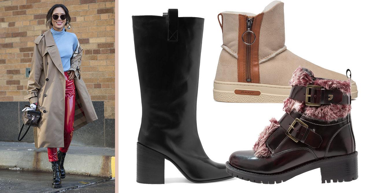 c6c2c5d0e94 Vinterns snyggaste skor – 25 modeller från budget till lyx