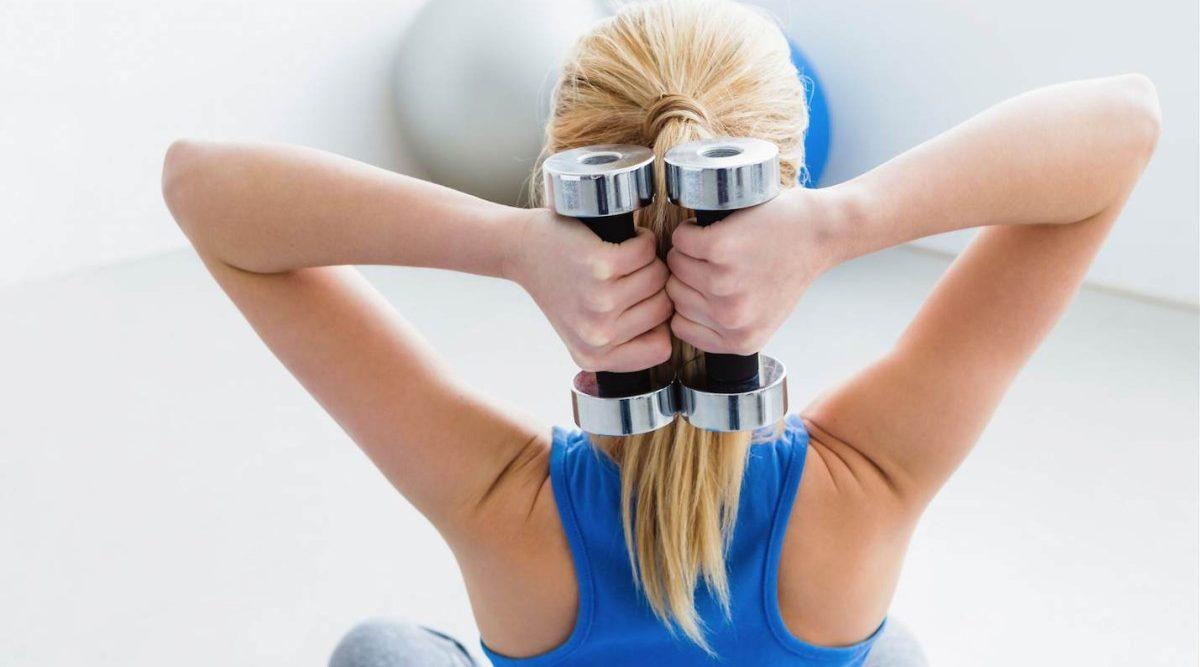 kondition efter styrketräning