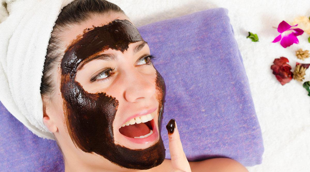 Boosta din hud – med en ansiktsmask i choklad!