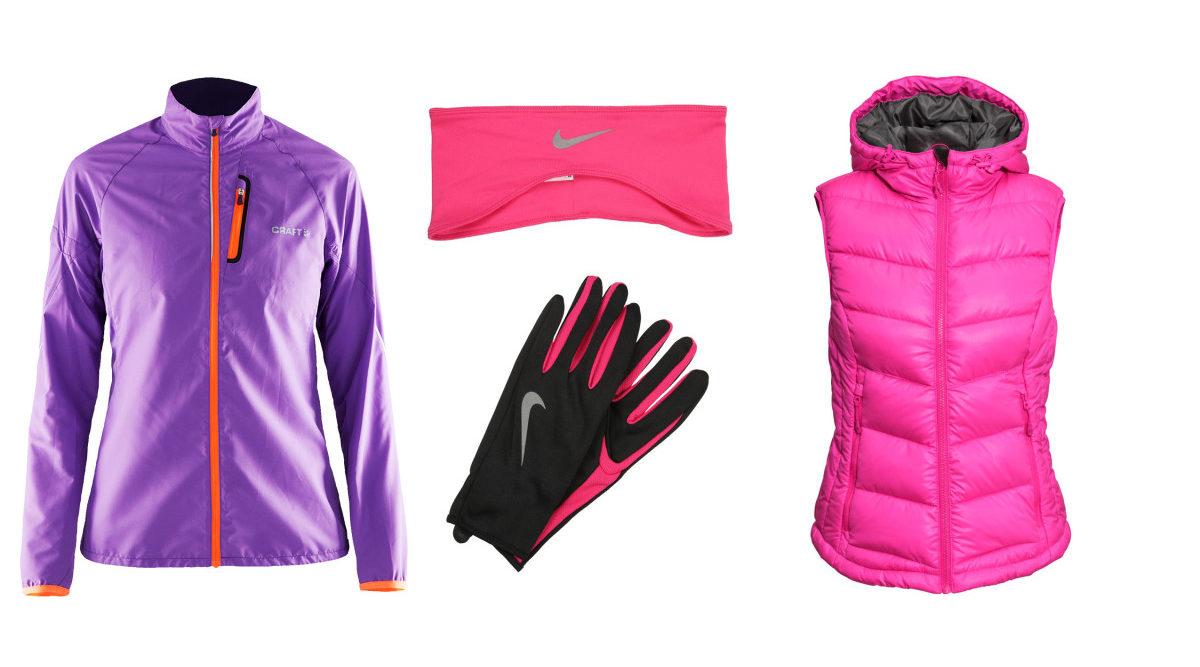 9 färgglada träningsplagg som håller dig varm och snygg i kylan