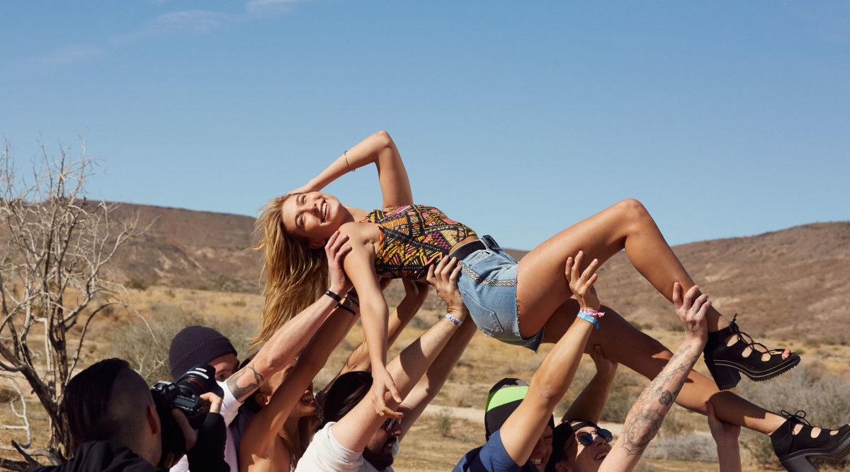 Nya Coachella-kollektionen snart här