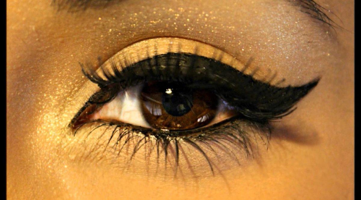 Video: Så lägger du en perfekt eyeliner