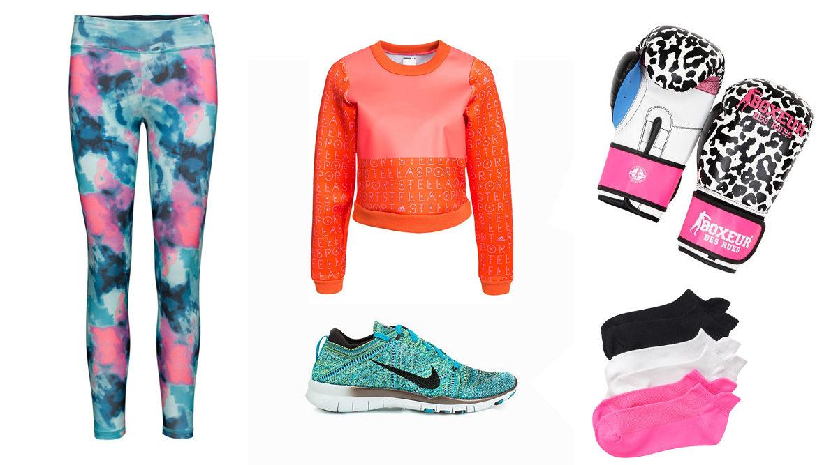 Snyggaste träningskläderna i butik just nu
