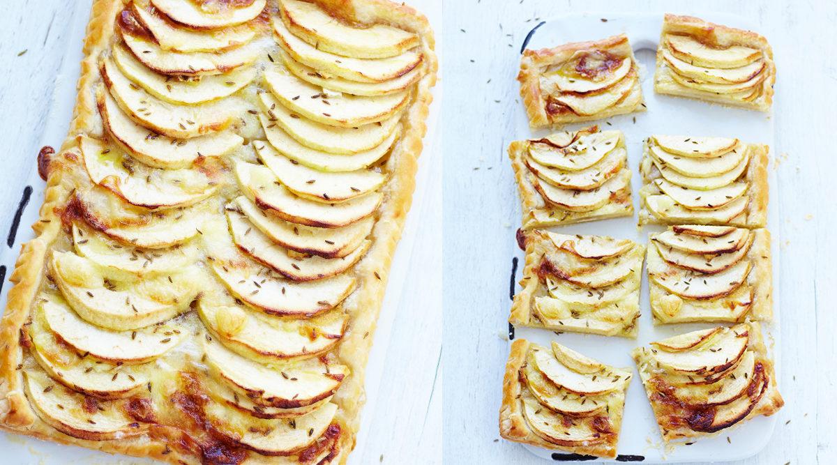 äpplen i ugn med kanel nyttigt
