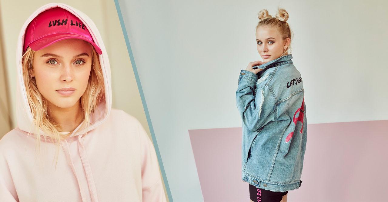 Zara Larsson släpper kollektion med H M - ser du vad vi ser   725ccbaac1bb8