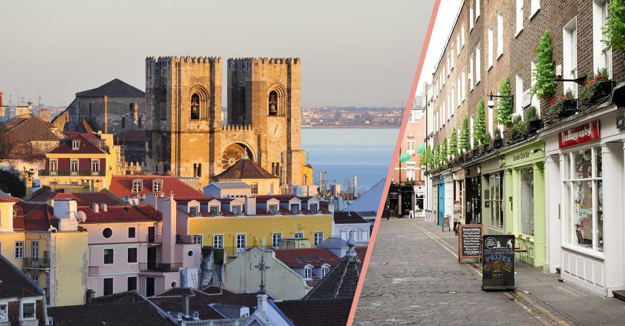 Möt våren i Lissabon eller Berlin – 7 städer perfekta för weekendresan