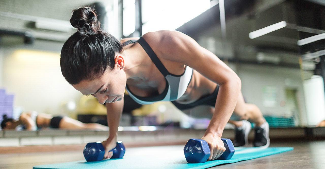 träningsredskap för mage och rygg