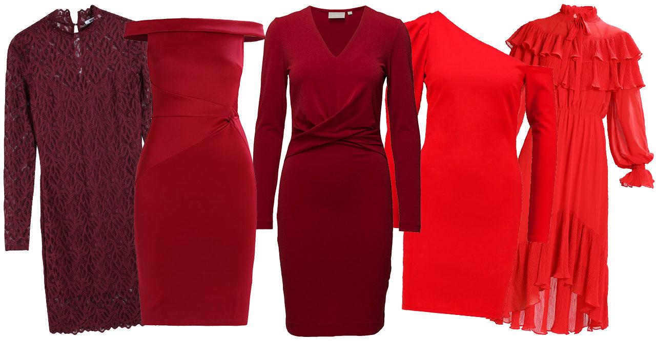 f2c165a96135 17 snygga röda klänningar som passar perfekt på julfesten