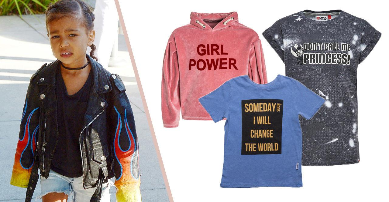 coola tröjor till tjejer