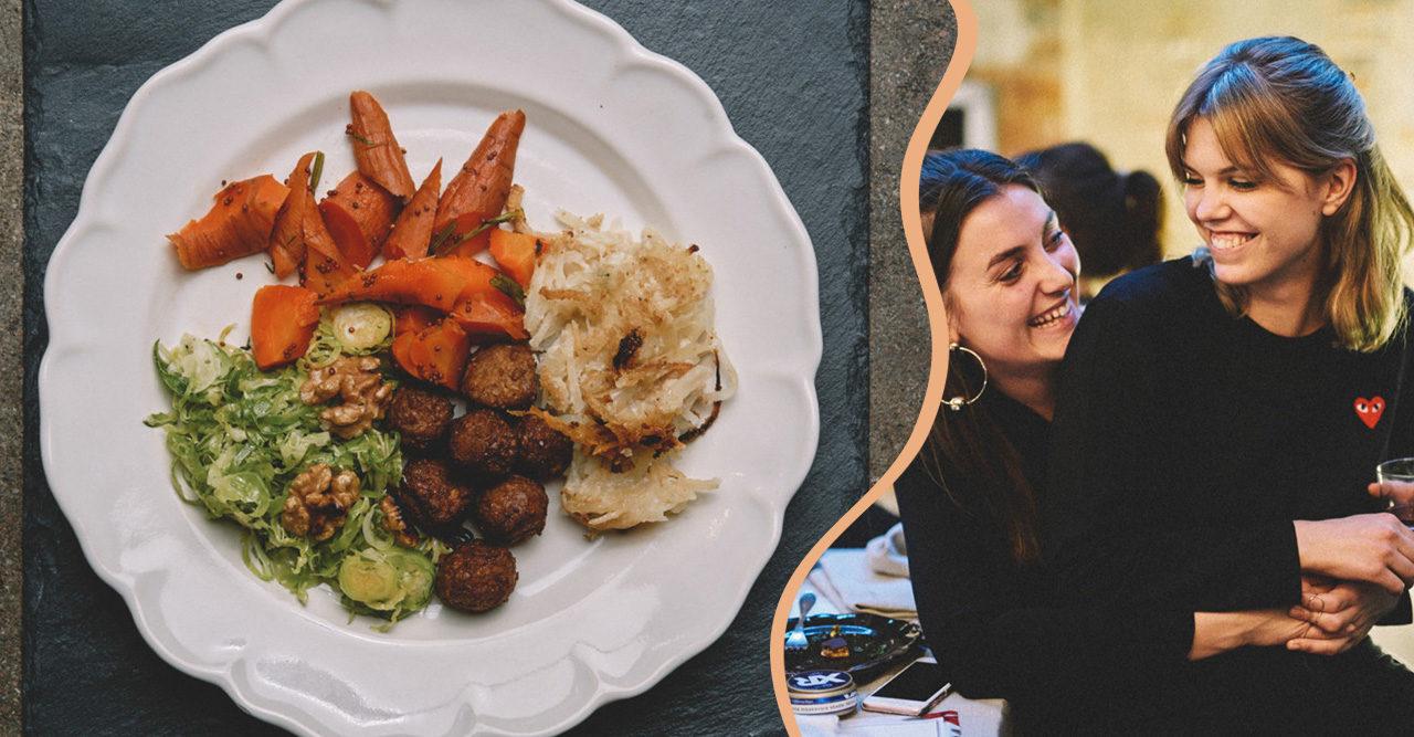 Så lyckas du med ett veganskt julbord – Floras bästa recept