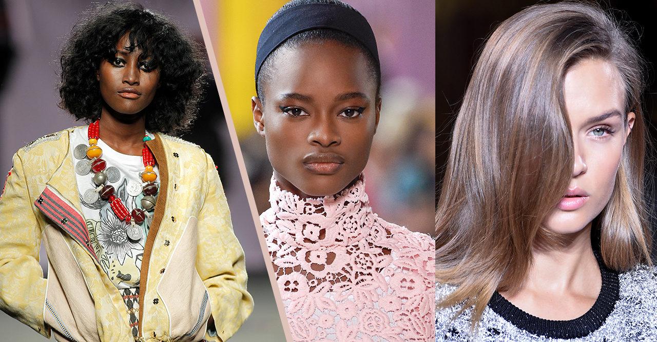 Vårens hetaste hårtrender 2018 – allt om frisyrer och färger