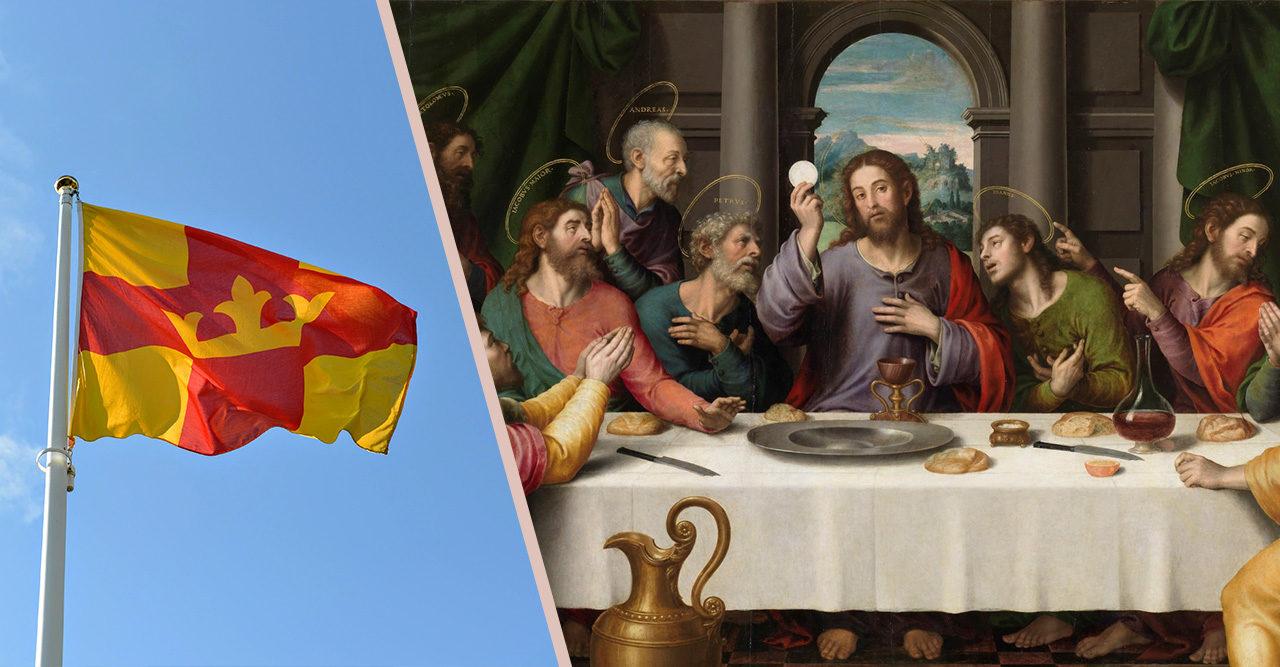 """Nu blir Jesus könsneutral – kallas """"hen"""" av Svenska kyrkan"""