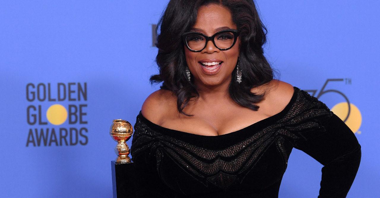 Därför pratar hela världen om Oprahs Golden Globe-tal