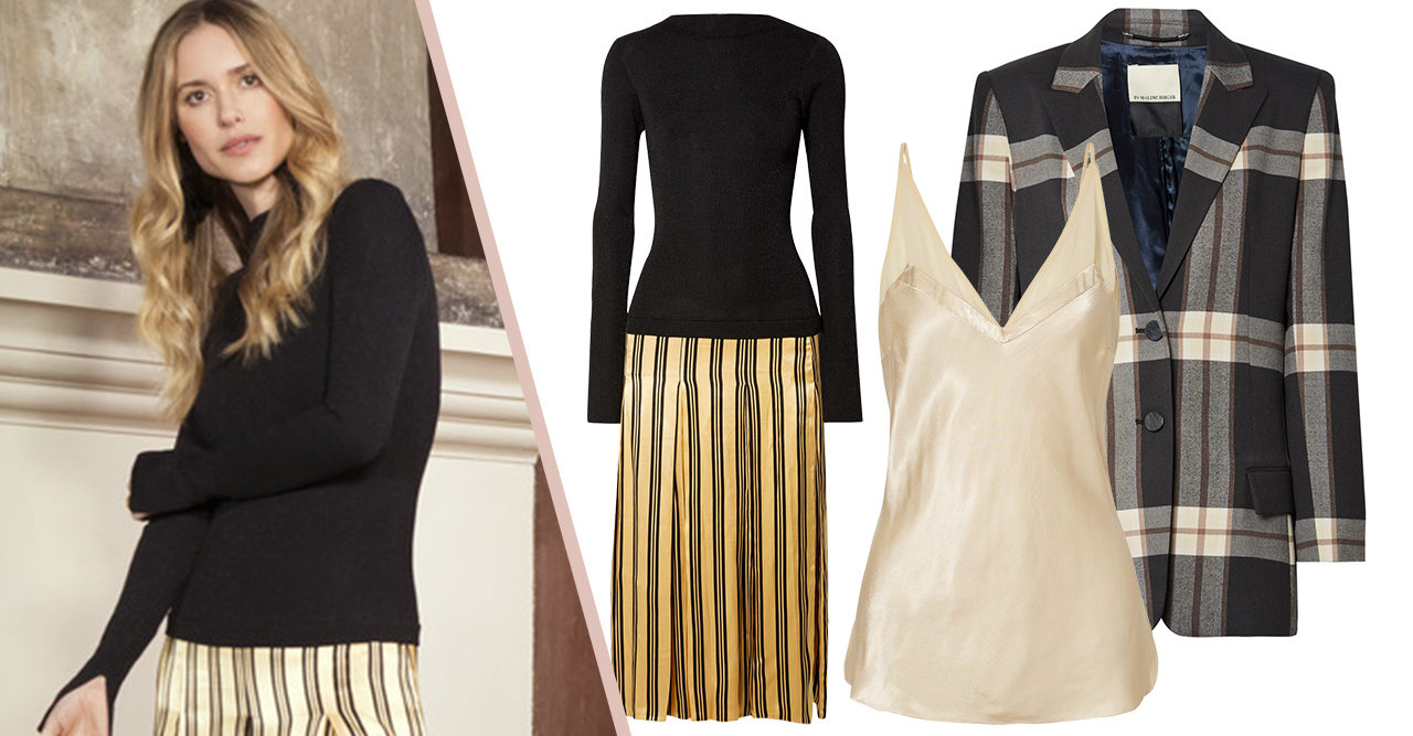 Pernille Teisbaeks klädkollektion är här – och vi älskar den