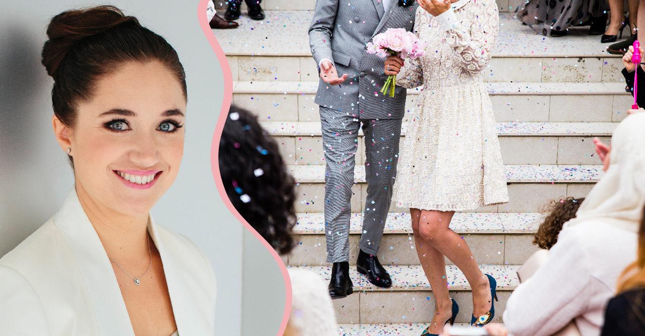 """Bröllopsplanerarens bästa tips: """"Så väljer du rätt brudklänning"""""""