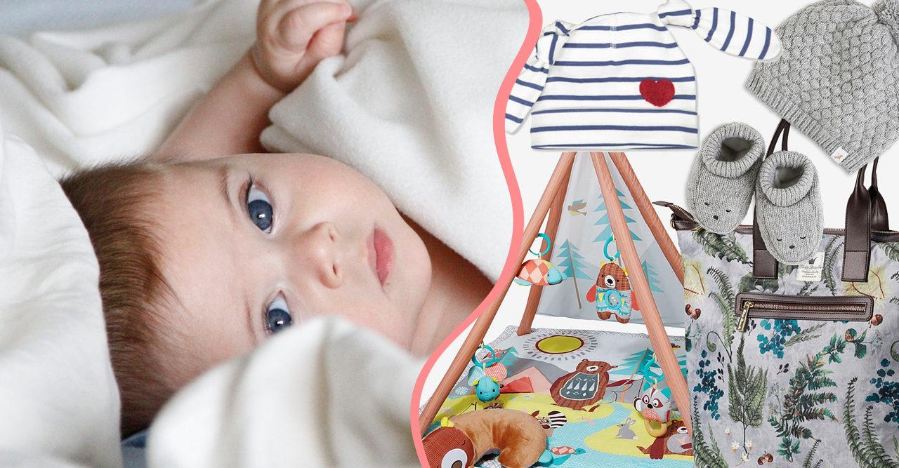 vad behöver man köpa till bebis