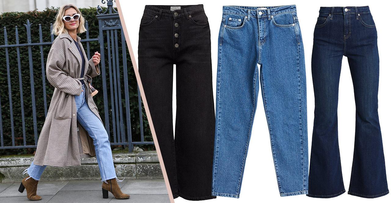 För att jeans alltid fungerar – 15 par att fylla garderoben med fabc2351d8a74