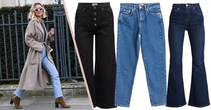 aa25a6723 För att jeans alltid fungerar – 15 par att fylla garderoben med