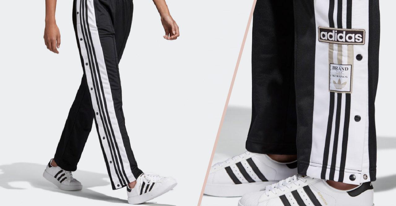 Dags för nostalgi – Adidas tar tillbaka klassiska knäppbyxan