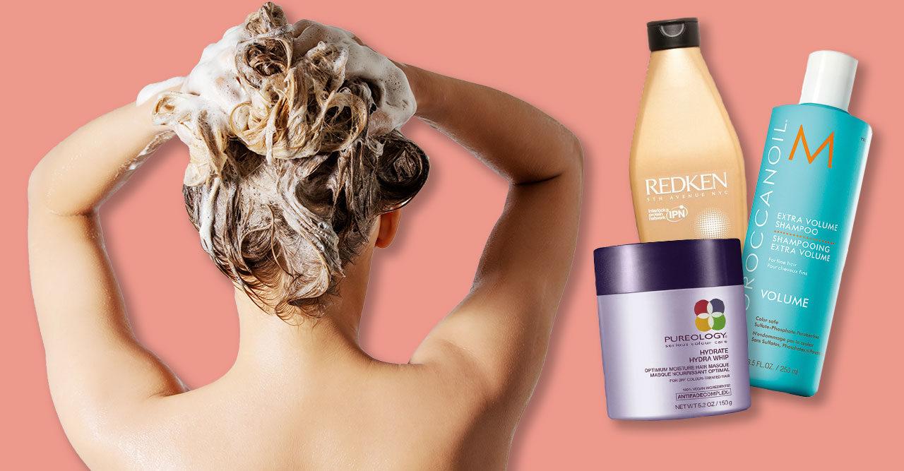 Tvätta håret på rätt sätt – och håll barret fräscht längre