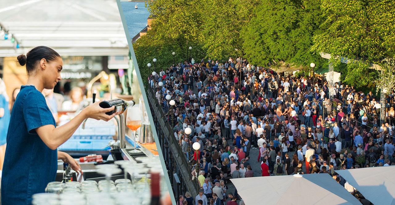 Guide: Här är de bästa uteserveringarna i Stockholm
