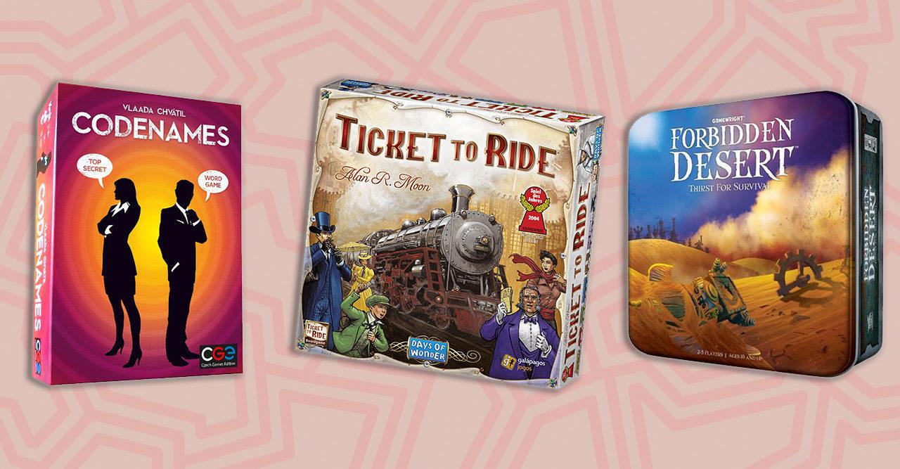 Glöm Monopol! Baaam listar 6 spel som är bättre än de du har hemma