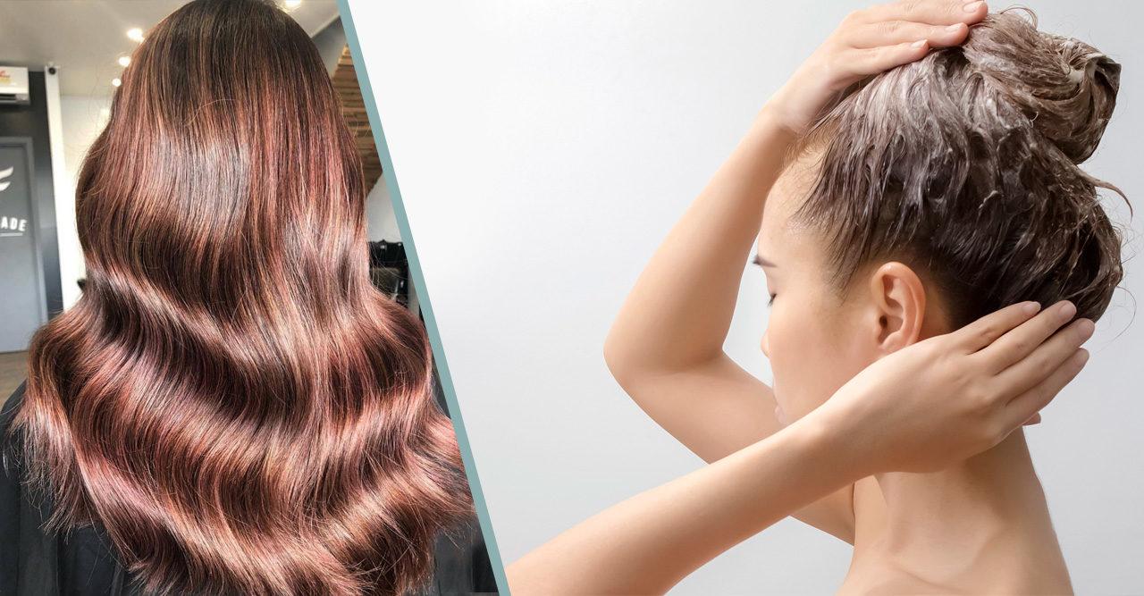 Rose brown kan vara den snyggaste hårfärgen 2018 – så fixar du den!