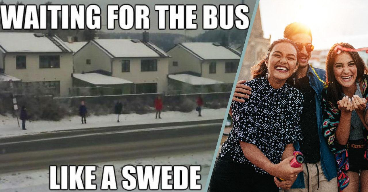 Ny studie: Sverige är världens svåraste land att få vänner i