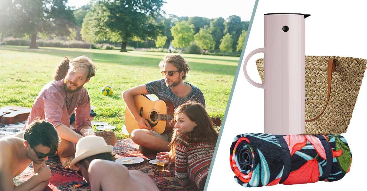 Invig försommaren med en picknick i solen – 16 smarta köp
