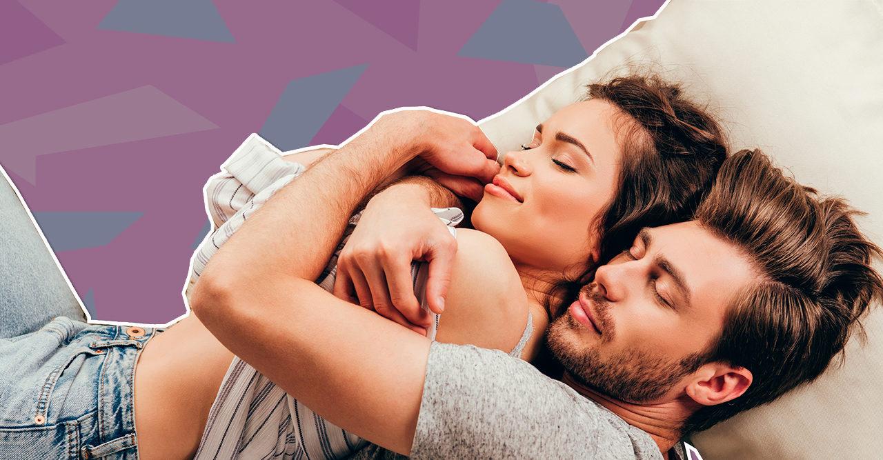 Er sovställning avslöjar ert förhållande. Hur ligger ni?