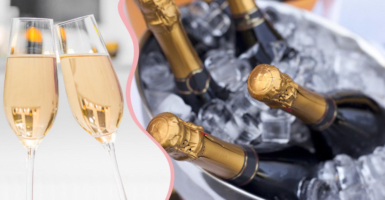 enormt lager ganska cool special för sko Skillnaden på champagne, prosecco och cava – och andra bubbel | Baaam