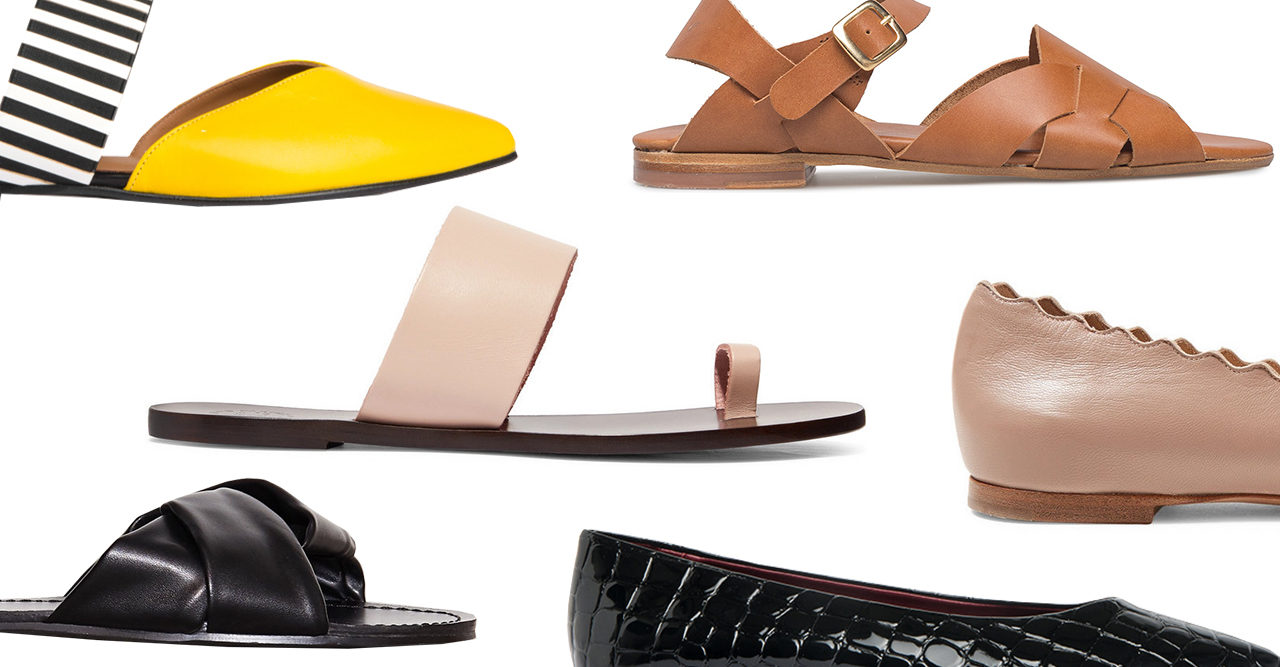 skor för små fötter 35 och under