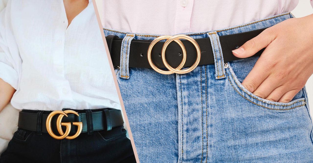 7 budgetköp som är snarlika Guccis trendskärp
