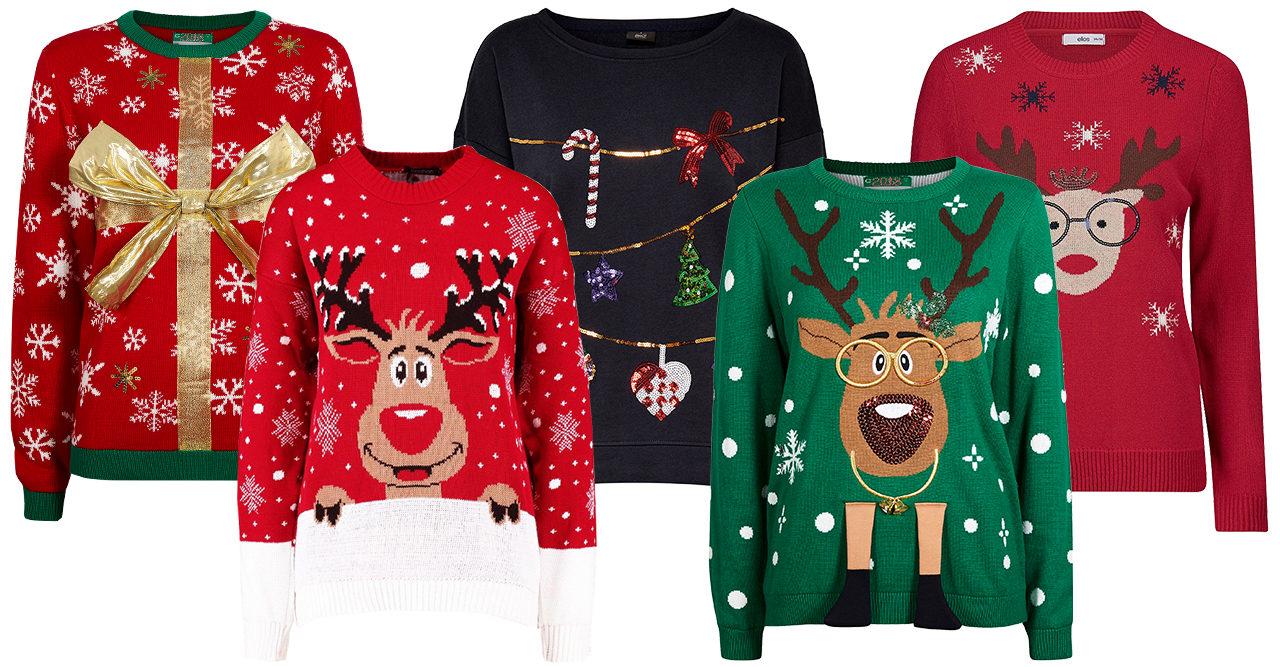 24 roliga jultröjor (en för varje dag till jul!)  b647bc2ec8c87