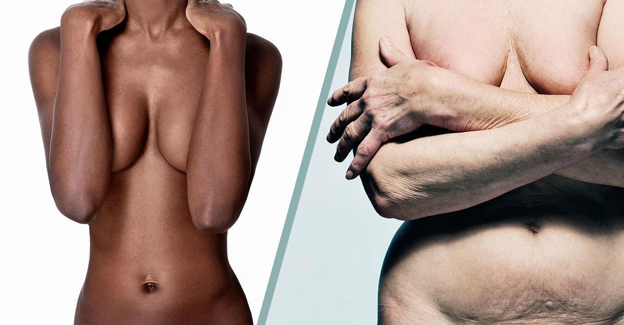 östrogen större bröst