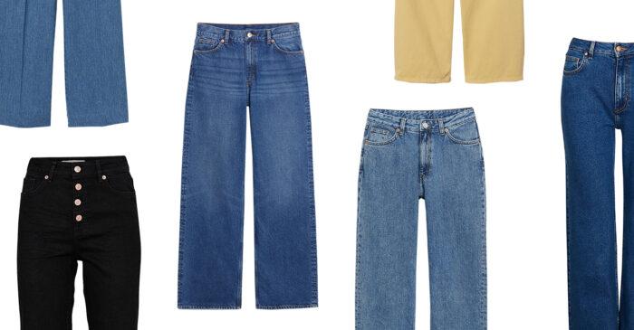 58c28ea9f Den ultimata guiden till vårens snyggaste jeans