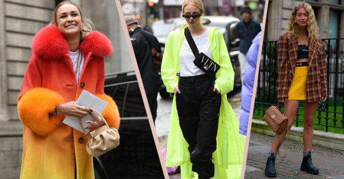b25b53b57e73 London Fashion Week var (trots regn, såklart) allt annat än grå