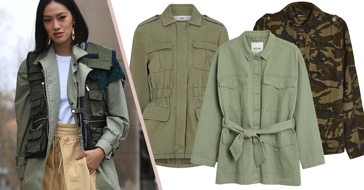 senaste mode jackor dam