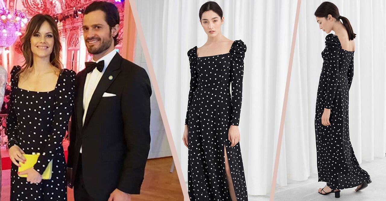 Här köper du prinsessan Sofias trendiga klänning | Baaam