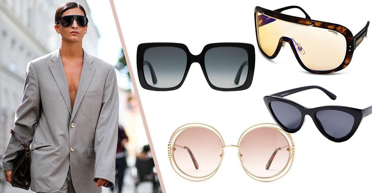 10 trendiga solglasögon att bära hela sommaren | Baaam
