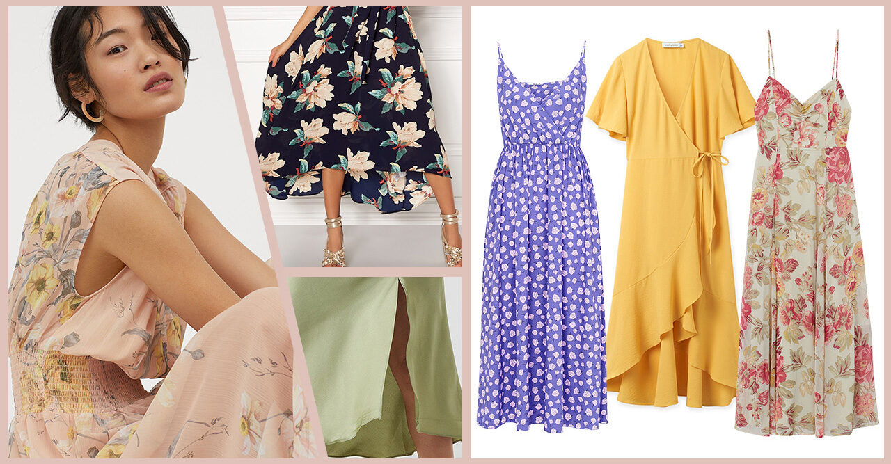 25 fina budgetklänningar till sommarens bröllop | Baaam